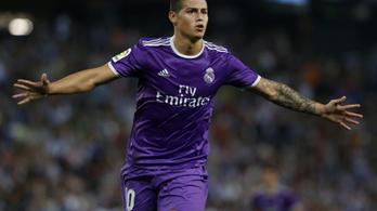 Minek ide C. Ronaldo meg Bale, ha van James és Benzema?