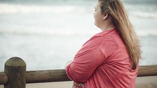 Betegség révén túlsúlyos vagyok