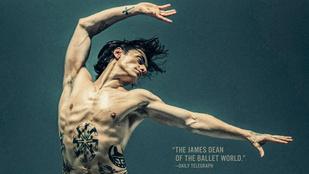 Ez a balett-táncos annyira dögös, hogy meg is filmesítik