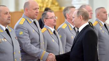 Megint lesz KGB Oroszországban