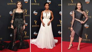 Ezek voltak az Emmy-gála legszebb ruhái