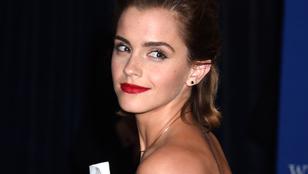 Emma Watson azonnal lépett, miután kiszivárogtak félmeztelen fotói