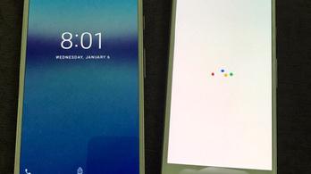 Itt vannak az első kiszivárgott képek a Google új mobiljairól