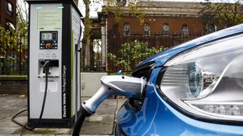 Tele lehet elektromos autótöltőkkel Budapest