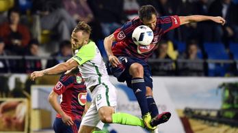 Inkább öregek, mint fiatalok a magyar focisták