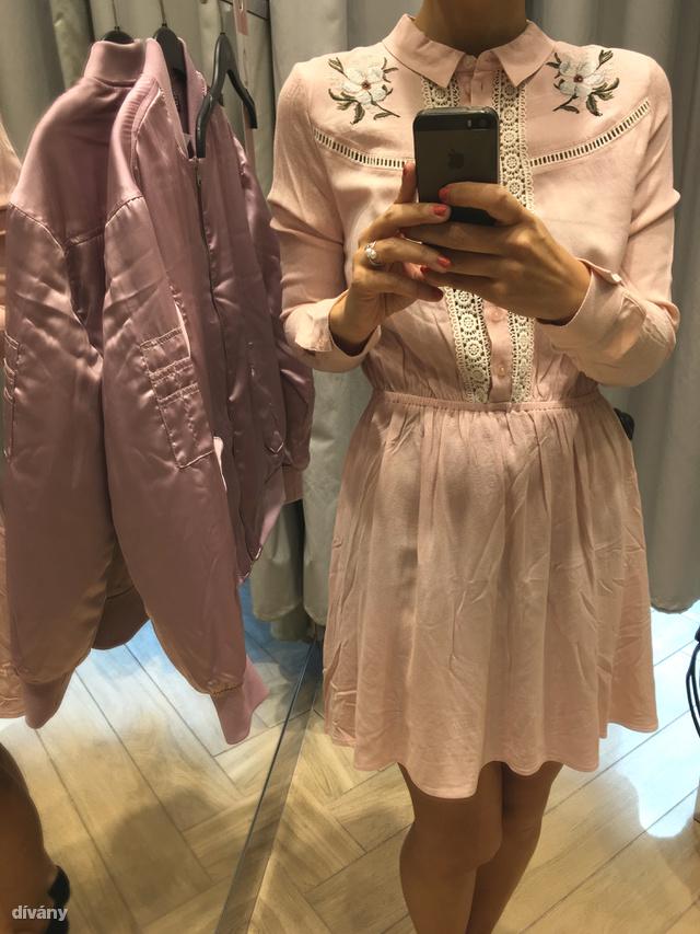 H&M: dzseki - , ruha -