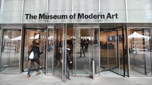 A MoMA összes kiállítását megnézheti a neten