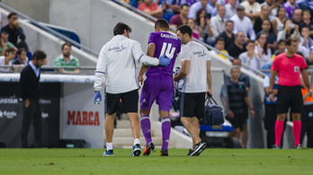 A Real is veszít egy embert, aki olyan fontos, mint Messi