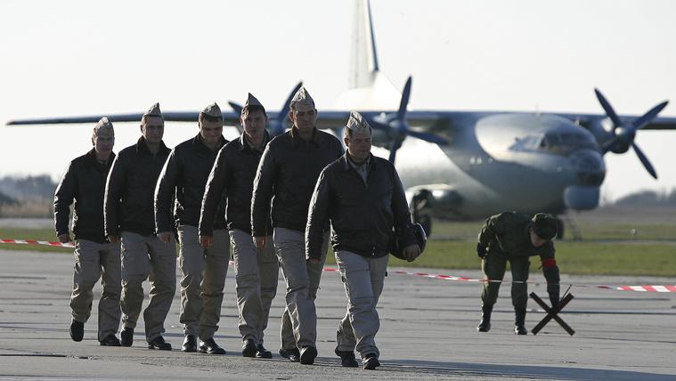 Trükkös módon derült ki, hány orosz katona harcol Szíriában