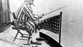 Fiának írt levélben mutatta meg gyengéd oldalát Al Capone