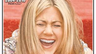 A hét képei: A Brangelina-váláson röhögő Aniston és az előnytelen Hajdú-fotó
