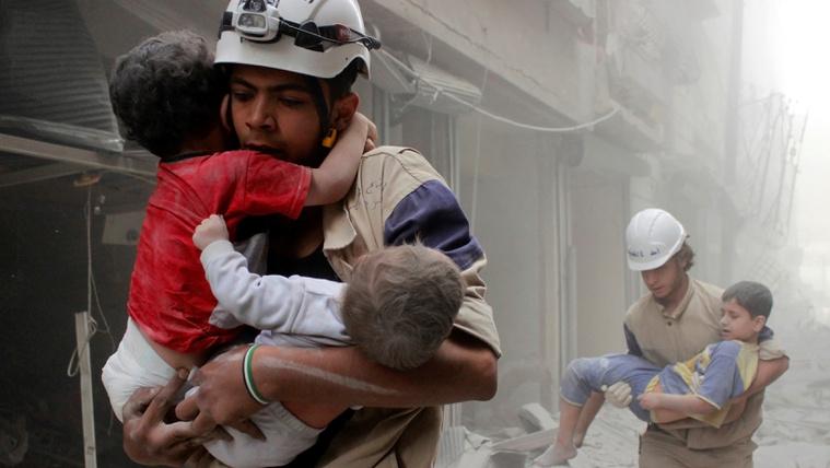 Tényleg Putyinék semmisítették meg 78 ezer szír ételét és gyógyszerét