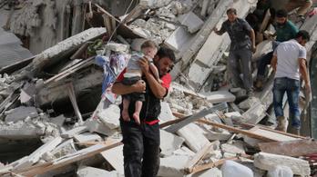 Aleppo bekebelezésére indul Aszad