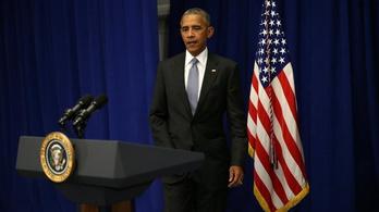Éjfélig vétózhatja Obama a kockázatos törvényjavaslatot