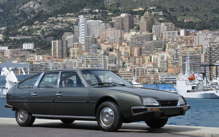 A CX kiköpött BMC 1800 Pininfarina