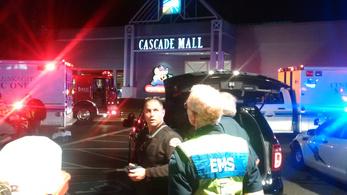 Öt embert lőttek agyon egy amerikai bevásárlóközpontban