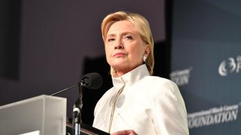Clinton keményen rátámadt a milliárdosokra