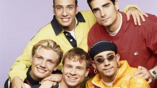 Kell a pénz: Vegasi show-t kapott a Backstreet boys
