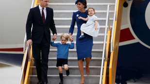 György hercegnek komoly fenntartásai voltak Kanadával kapcsolatban