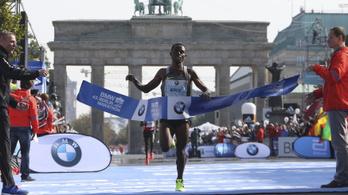 Bosszantóan kevésen ment el a maratonfutás világcsúcsa