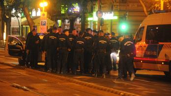 Eddig nem jeleskedett a rendőrség, ha robbantót kellett elfogni