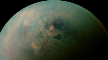 Furcsa lények élhetnek a Titánon