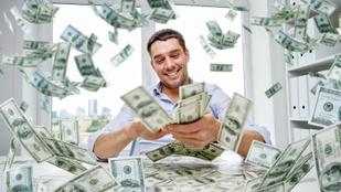 A nők elvárják, hogy egy pasinak legyen pénze