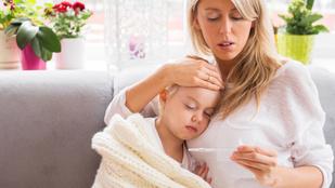 Mit csináljak, ha lázas a gyerek? – Az orvos válaszol