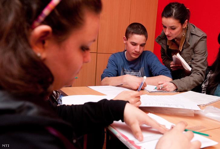 Az Utolsó Esély Tanod Mátraterenyén, 2010. március 25-én.
