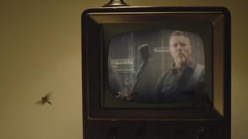 Éjjeli lepkék nézik az új Metallica-klipet