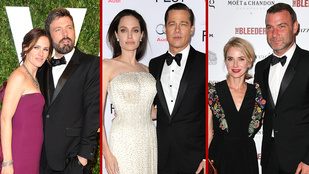 Lassan nem marad olyan pár Hollywoodban, akik elválhatnának