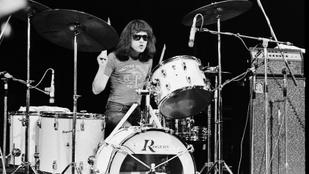 Emléktáblát kap Tommy Ramone Budapesten