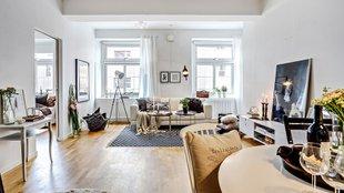 Kényelmes bútorok és puha textilek