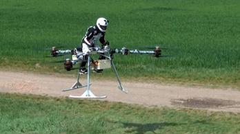 Drónbiciklik és okosruhák mutatkoznak be a Kutatók Éjszakáján