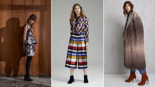 Ilyen ruhákkal készülnek a magyar tervezők az őszre