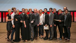 Átadták a Junior Prima díjakat
