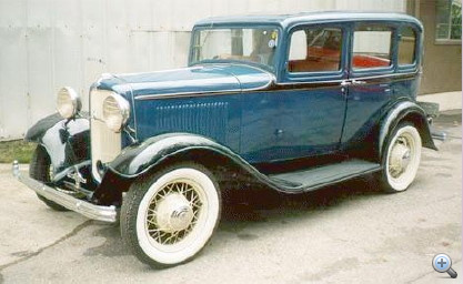1932ford 4d