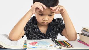 Segítség, nem megy a gyereknek a tanulás!