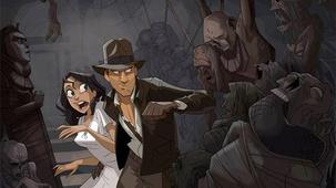 Gyönyörű lett a várva várt rajongói Indy-rajzfilm