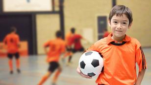 Szereti a gyerek a sportját, vagy értünk hajt?