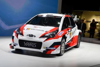 Bemutató helyett WRC, Makinen és egy showman a Toyotánál