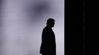 Trump elbukta vagyona ötödét