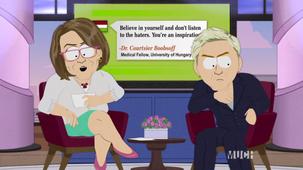 Magyar kamudokival poénkodik a South Park!