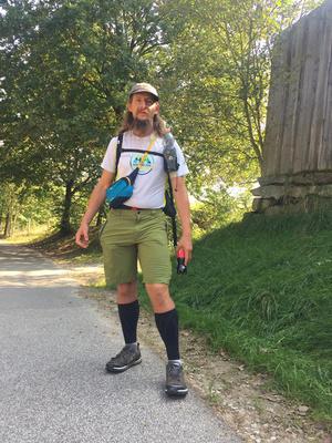 dde7b940aa A Goldsteig Ultrarace Németország leghosszabb túraútvonala, Marktedwitztől  Neunburg vor dem Waldig tart. A 661 kilométer alatt 19 ezer méternyi a ...