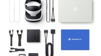 Ez lesz az Playstation VR dobozában