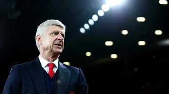 Arsene Wenger Arsenal szerződés nyilatkozat