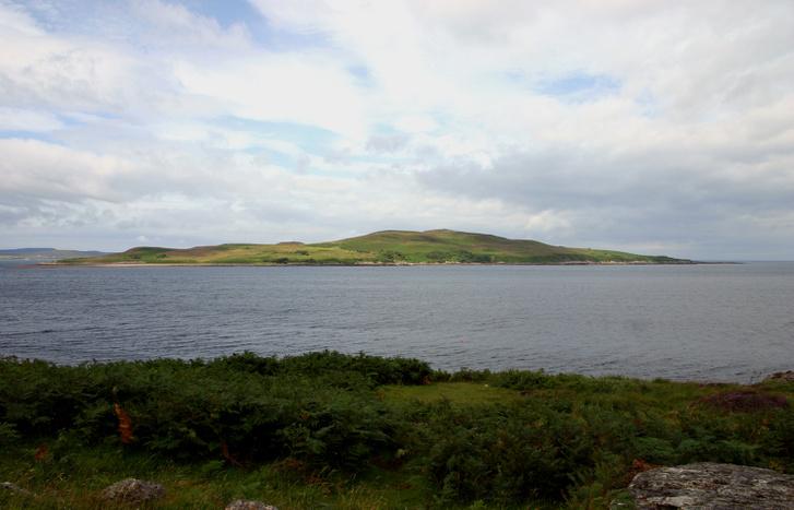 Gruinard sziget