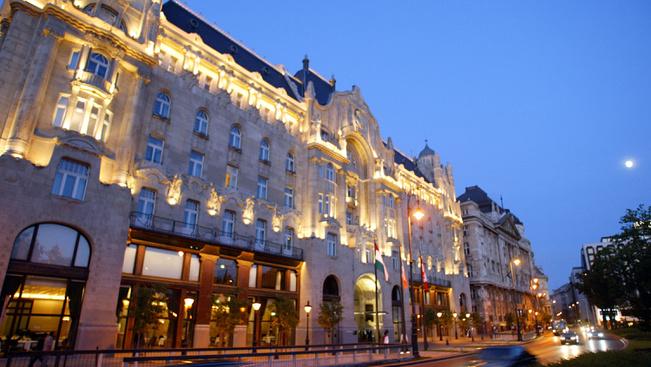Durva helyhiány lesz a budapesti luxushotelekben 2017 nyarán