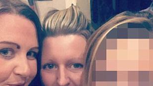 Szellemet gyanúsít photobombinggal egy brit anyuka