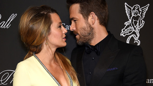 Megszületett Blake Lively és Ryan Reynolds második gyermeke